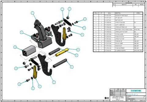 Streamlined CAD drafting and documentation