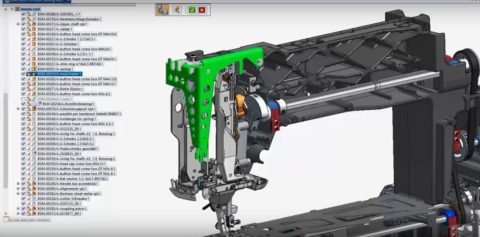 CAD Data Management in Solid Edge
