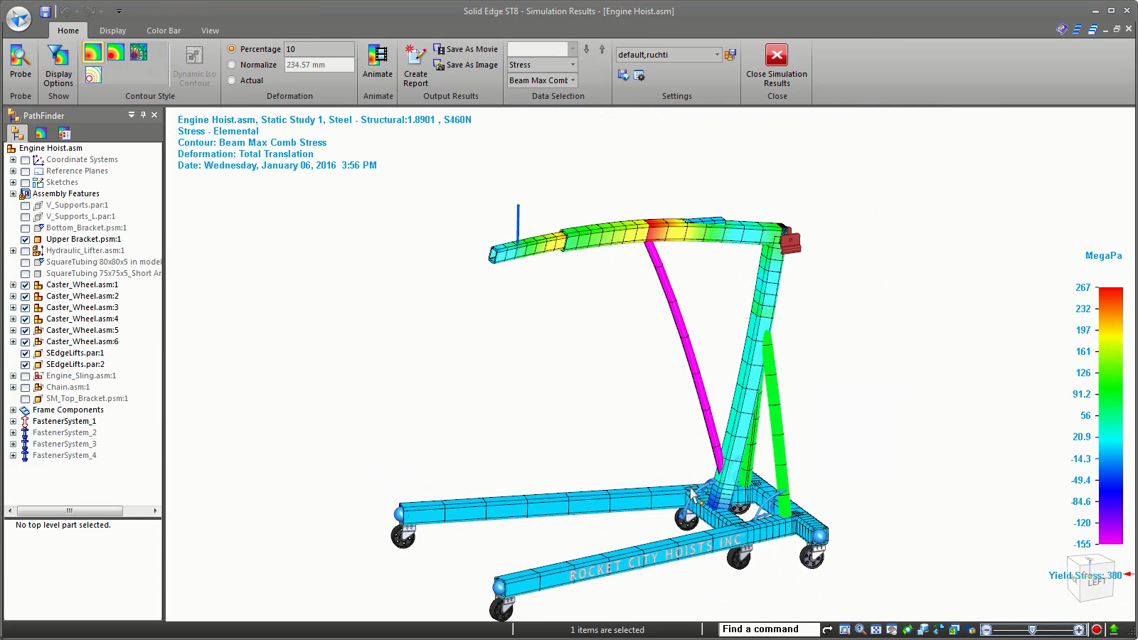 Simulation Analysis | FEA