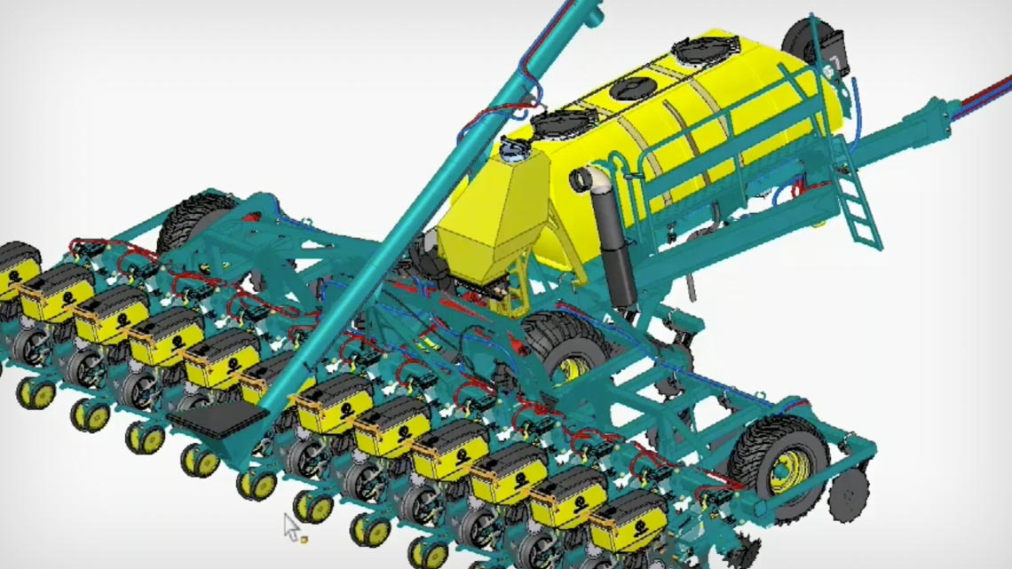 Agricultural Machinery Design : Transforming product development for agricultural