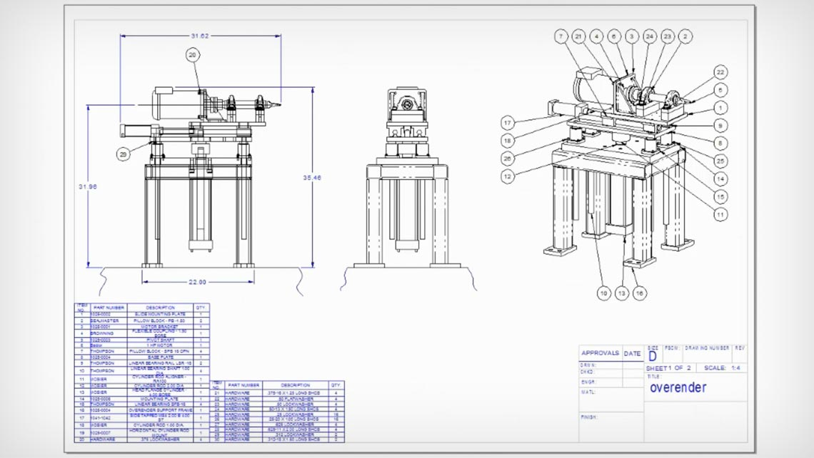 SOLIDWORKS Drawing Migration | Solid Edge