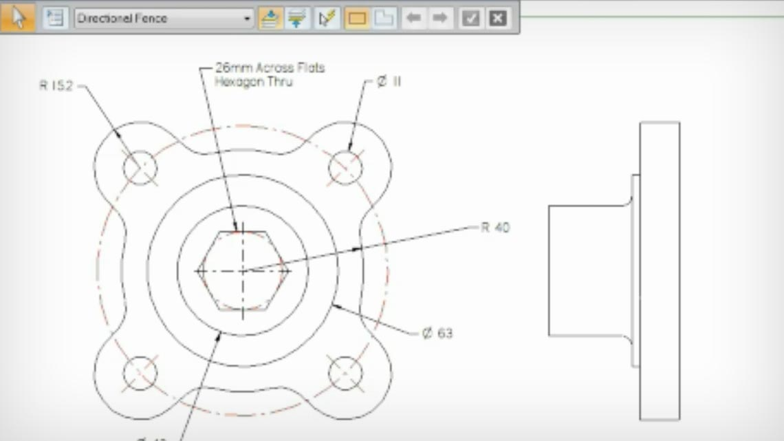 Free CAD Drafting & Drawing | Solid Edge