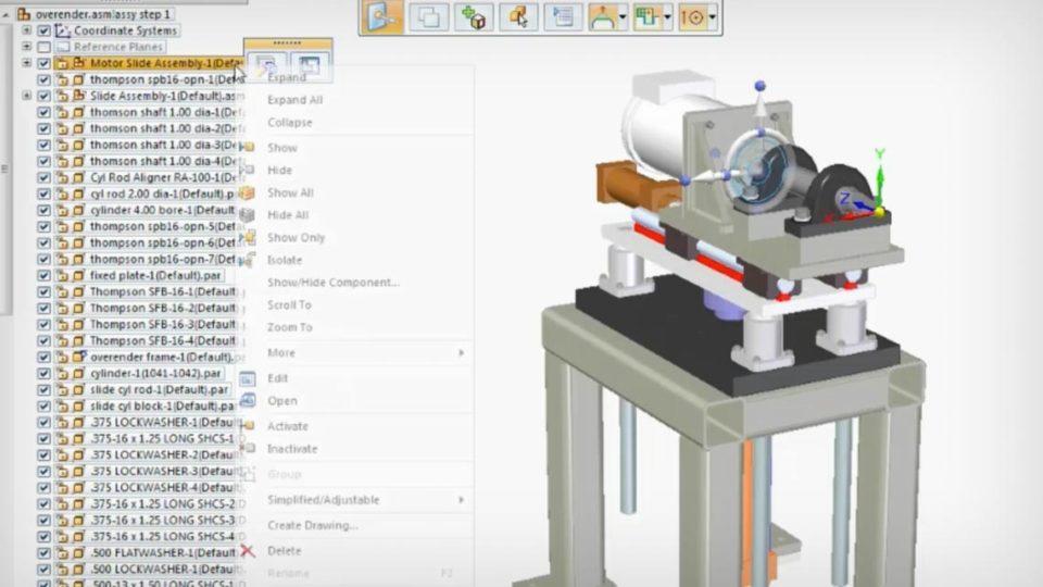 Unprecedented Re-use of SolidWorks Designs