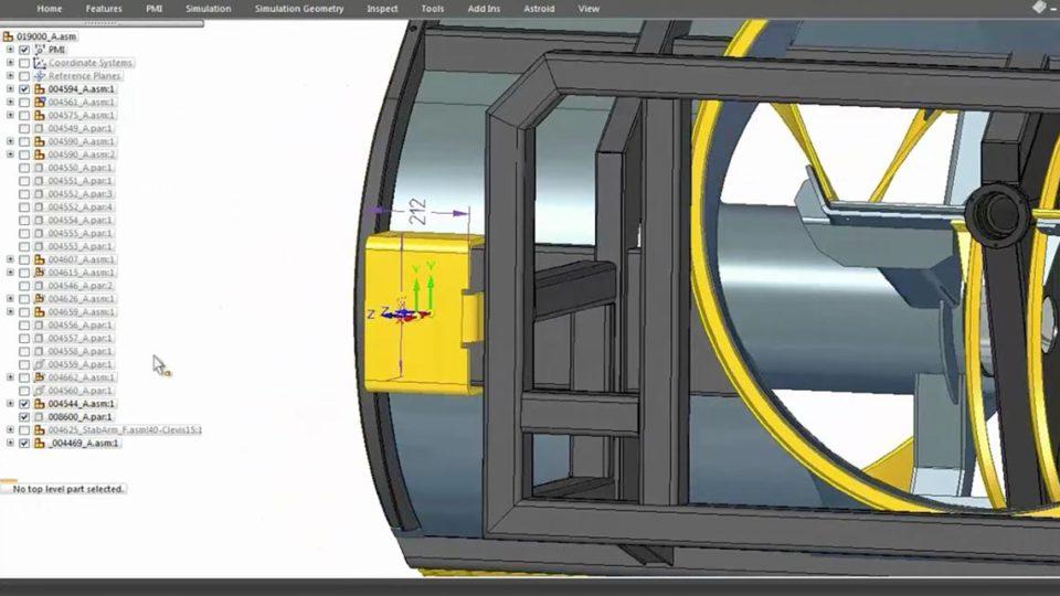 Solid Edge Vignette Web Design Automation