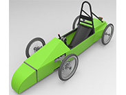 Greenpower Fomula 24 Kit-Car Body