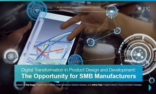 IDC Brief - The Opportunity for SMB Manufacturers