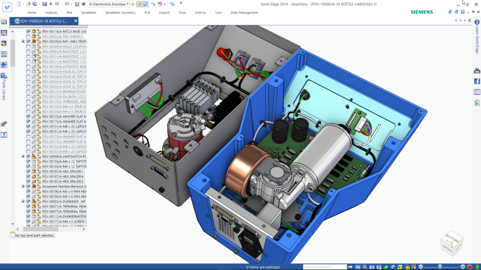 Electromechanical design for today's engineers