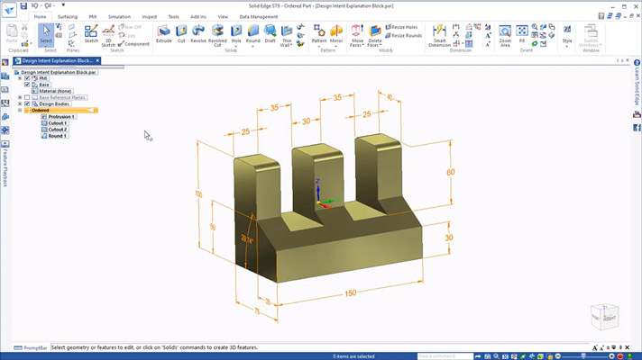 FIRST CAD fundamentals curriculum