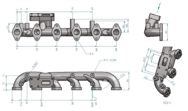 Čtyři úvahy o práci s plechovými součástmi