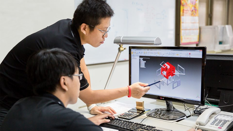 Advanced 3D modeling and sheet metal design help Taiwan Fylin develop and manufacture high-quality air cargo containers