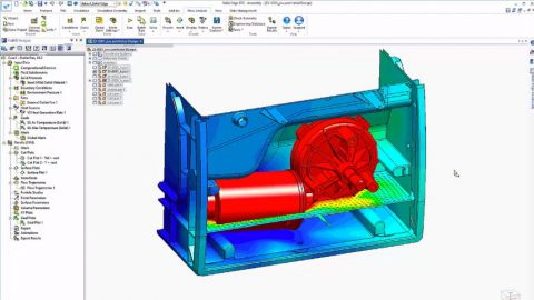Computational Fluid Dynamics (CFD) for product designers